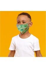 Stephen Joseph Kids Cotton Face Mask - Dino