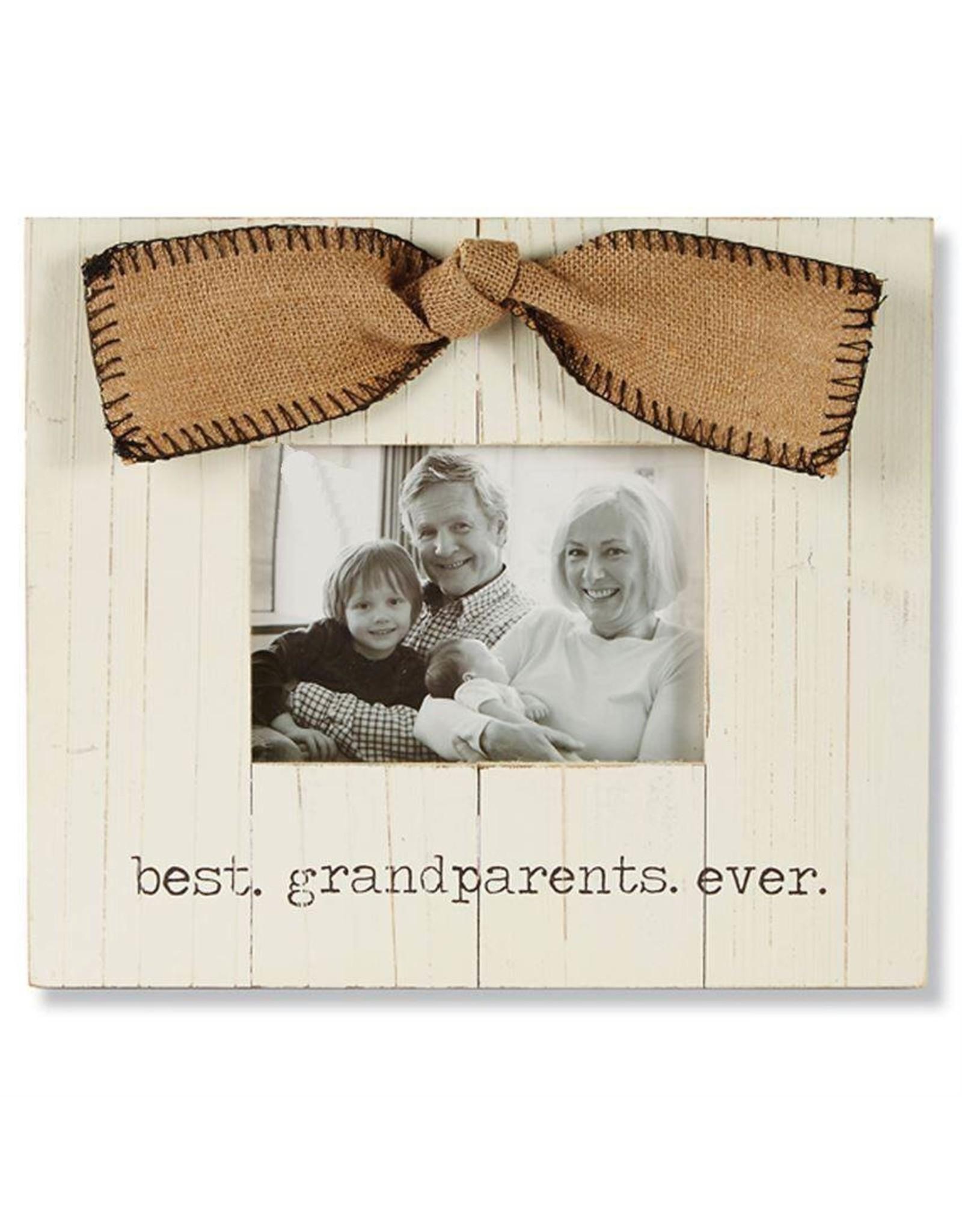 Mudpie Best Grandparents Ever Picture Frame