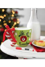 Mudpie Letter To Santa Coffee Mug
