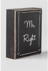 collins MR.RIGHT