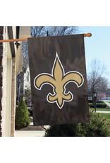 The Party Animal AFNO Saints Applique Flag- Full Size