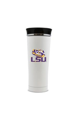 Duck House Sports LSU Stainless Steel Leak Proof Free Flow Thermo Mug 18 oz.