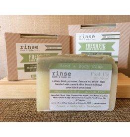 Rinse Bath & Body Co. Fresh Fig Soap 4.5oz