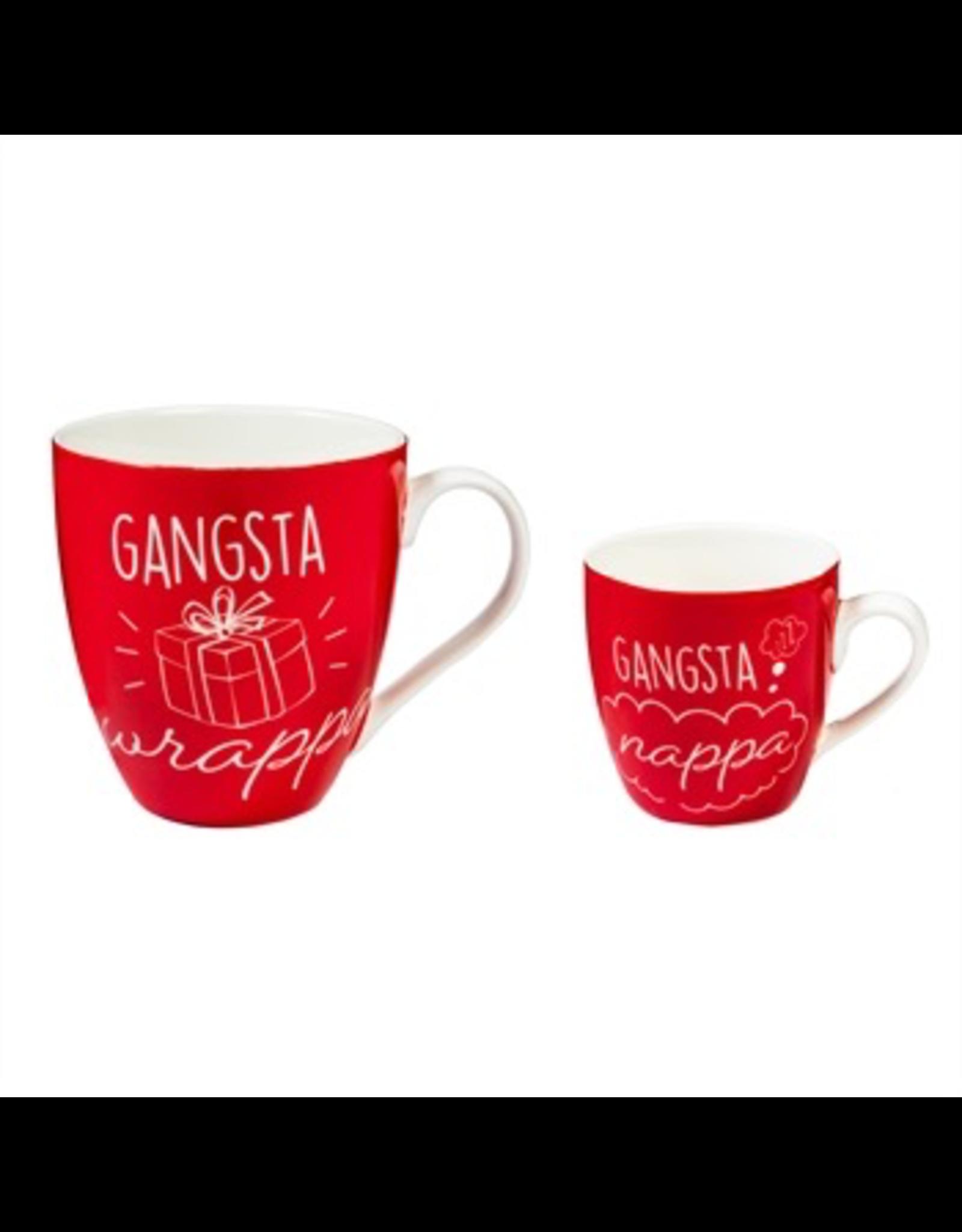 Evergreen Enterprises Gangsta Wrappa and Gangsta Nappa