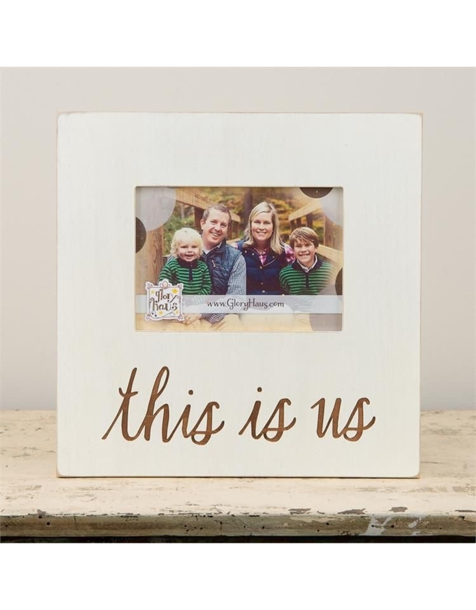 Glory Haus This Is Us Frame