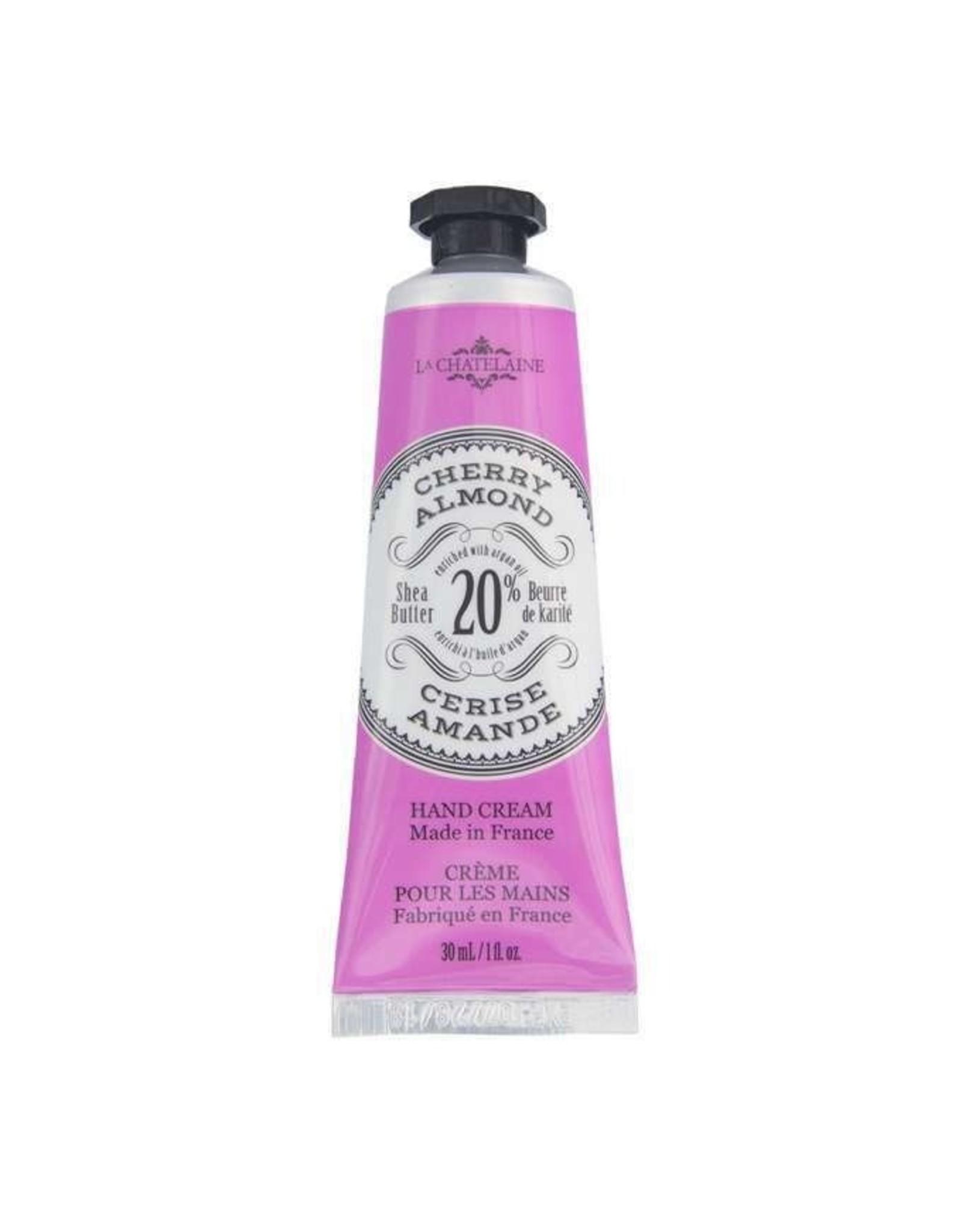 La Chatelaine Cherry Almond Hand Cream