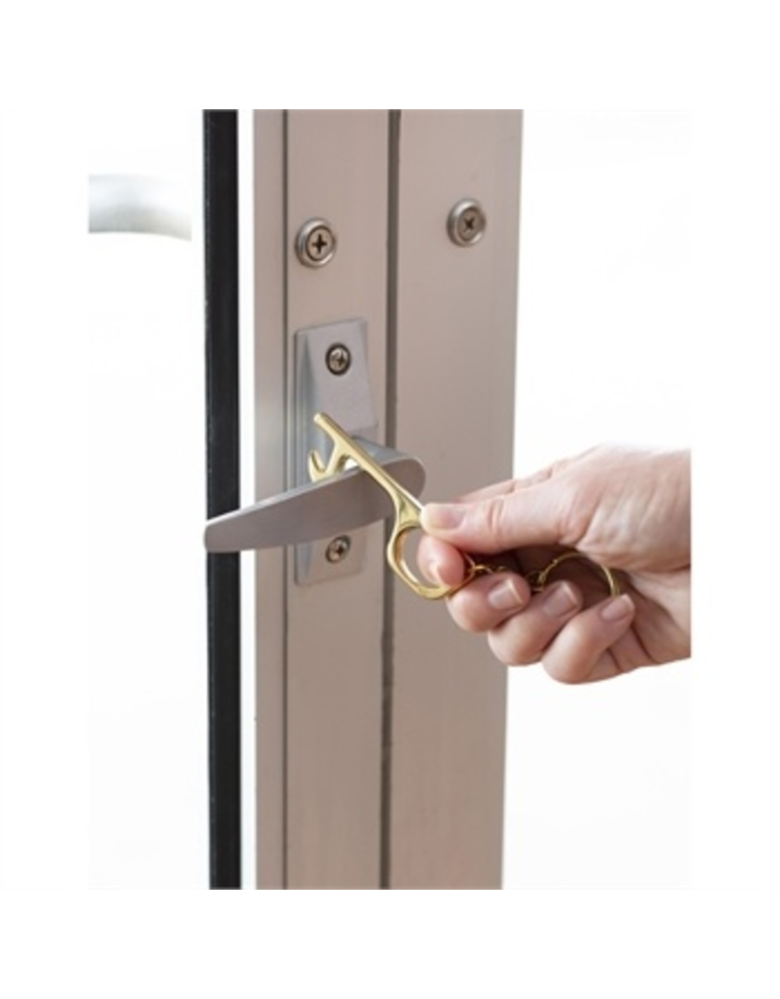 Evergreen Enterprises Antimicrobial Touchless Door Opener/ Button Pusher