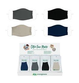 Evergreen Enterprises Adult Non-Medical Antimicrobial Cotton Face Mask