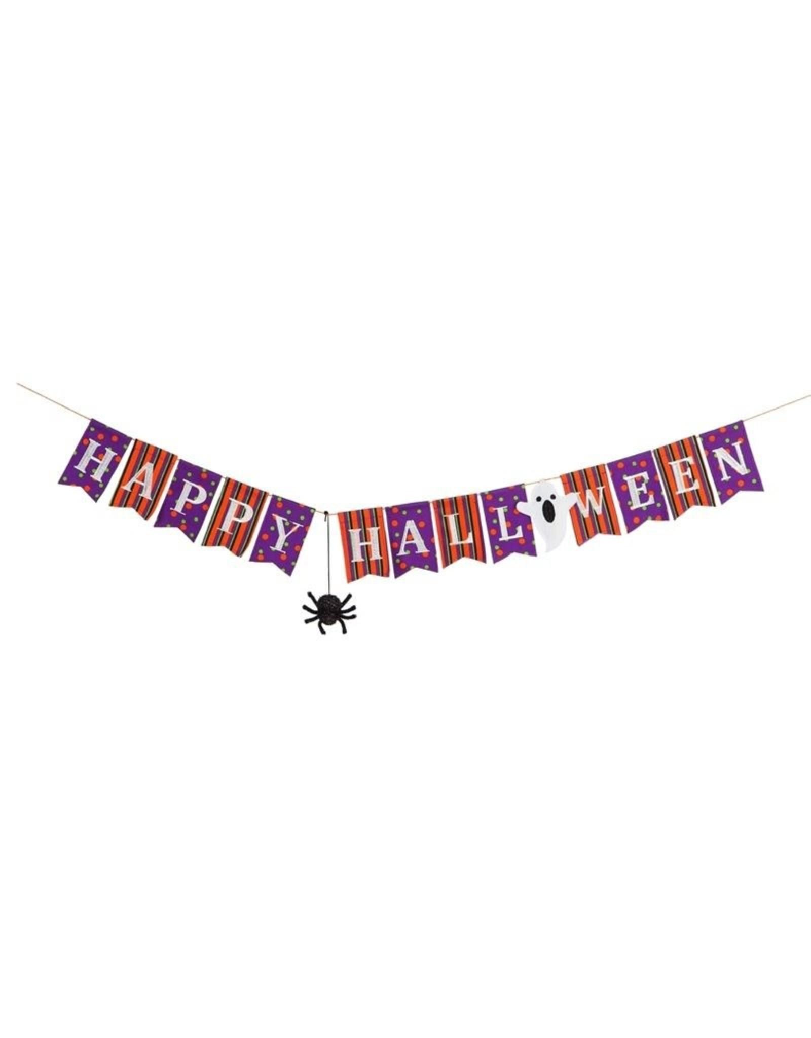 Evergreen Enterprises Happy Halloween Seasonal Decor Banner