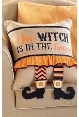 Mudpie Witch Leg Pillow Wrap
