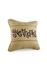 Mudpie Give Thanks Pillow Wrap