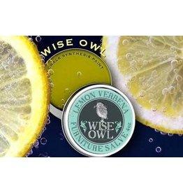 Wise Owl Paint Furniture Salve-Lemon Verbena 8oz