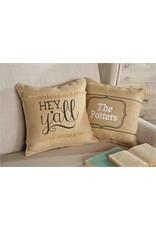 Mudpie Personalized Pillow Wraps