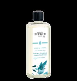 Maison Berger Aroma Happy Aquatic Freshness Lamp Fragrance 1L