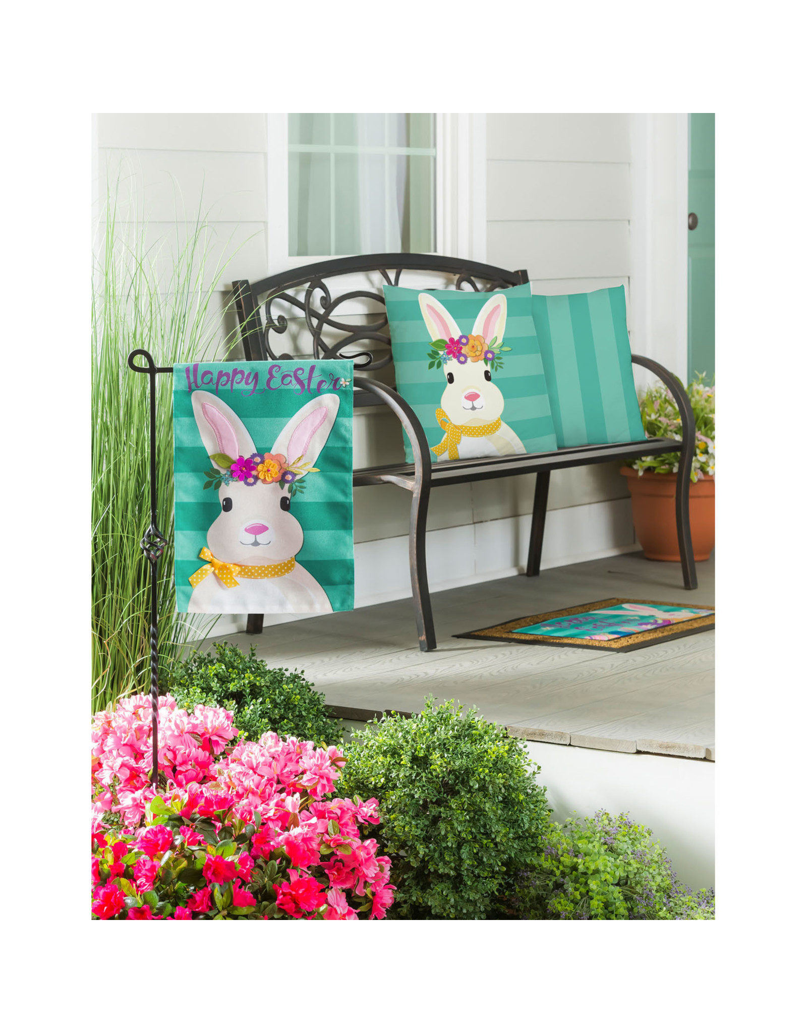 Evergreen Enterprises Easter Bunny Sassafras Switch Mat