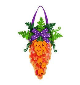 Evergreen Enterprises Carrot in Bloom Door Décor