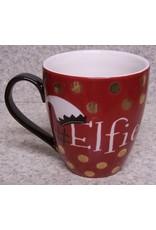 Evergreen Enterprises Ceramic Cup O' Java-Elfie