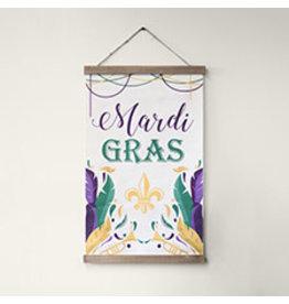 The Royal Standard Mardi Gras Hanging Decor