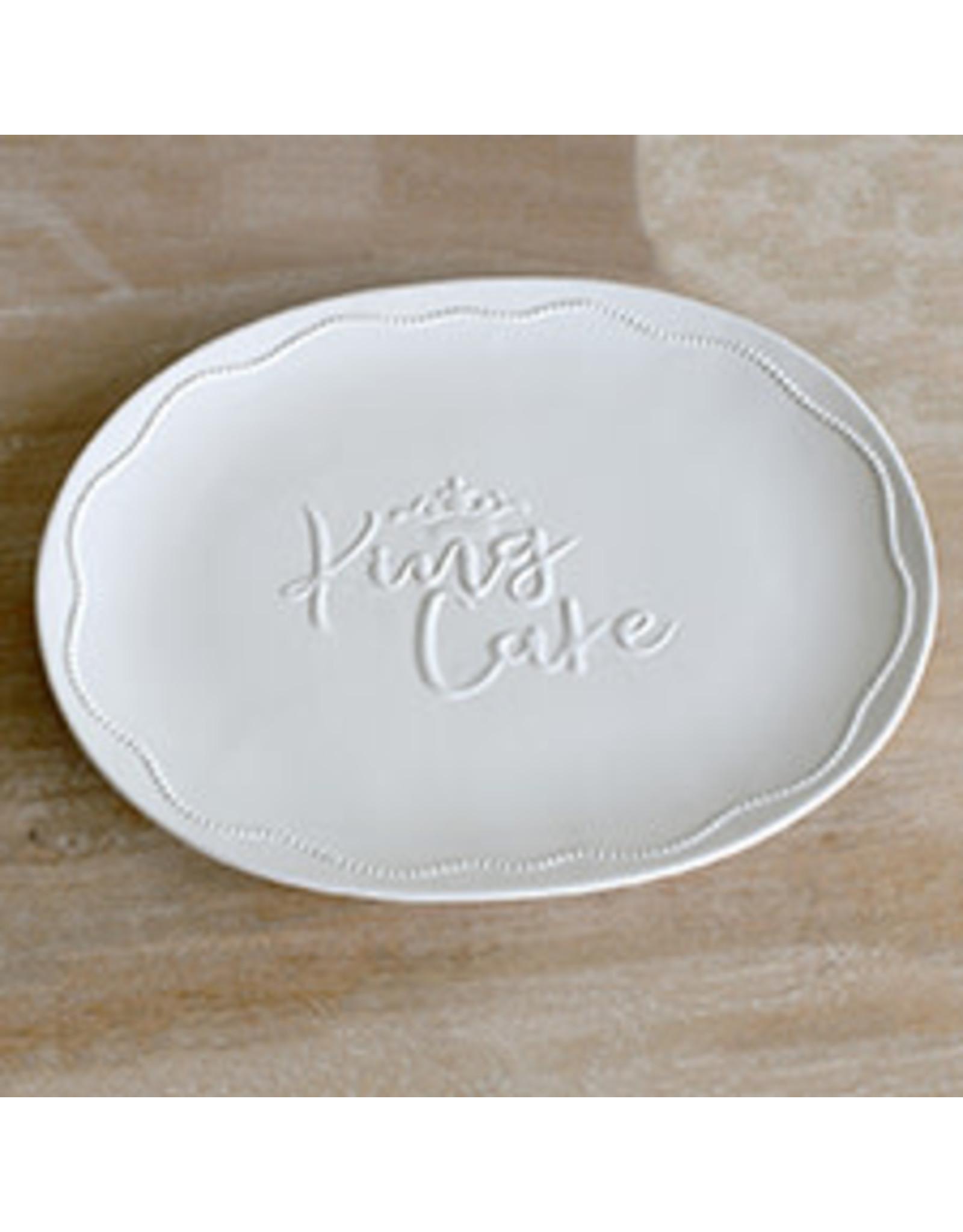 The Royal Standard King Cake Platter