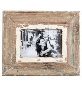 Mudpie Weathered Wood Frame - 5x7