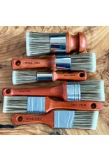 "Wise Owl Paint Premium Brushes-1.5"" Flat Brush"