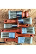 "Wise Owl Paint Premium Brushes-1.5"" Round Brush"