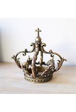 "The Royal Standard Royal Crown Gold, 10"""