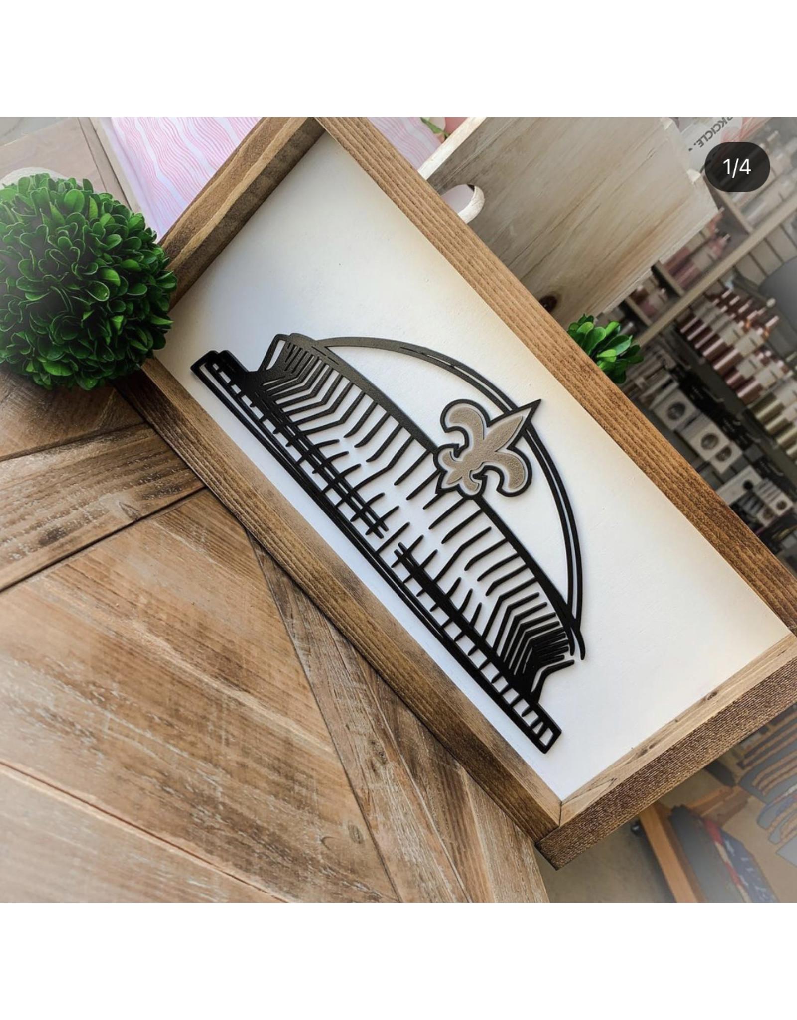 Miche Designs MICHE-SUPERDOME/FDL LASER 3D SIGN