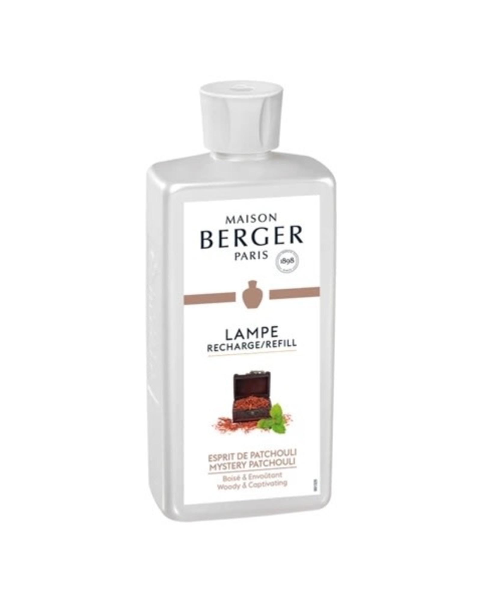 Maison Berger Mystery Patchouli 500 ml