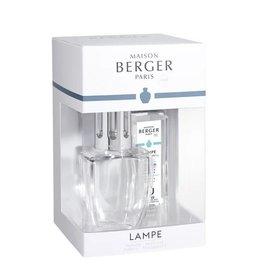 Lamp Berger June Glass Lampe Berger Gift Set - Clear