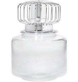 Lamp Berger Land Glass Lampe Berger Lamp - Frosted White
