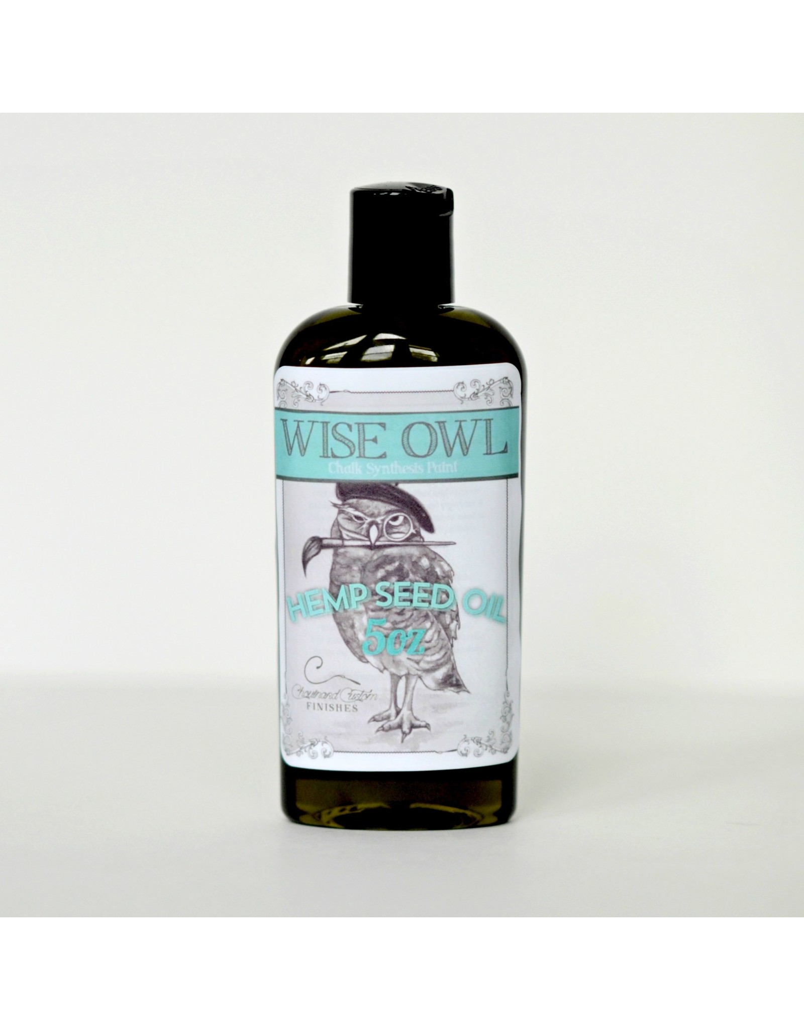 Wise Owl Paint Hemp Seed Oil - 16oz