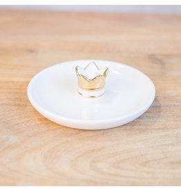 The Royal Standard Her Highness Trinket Dish