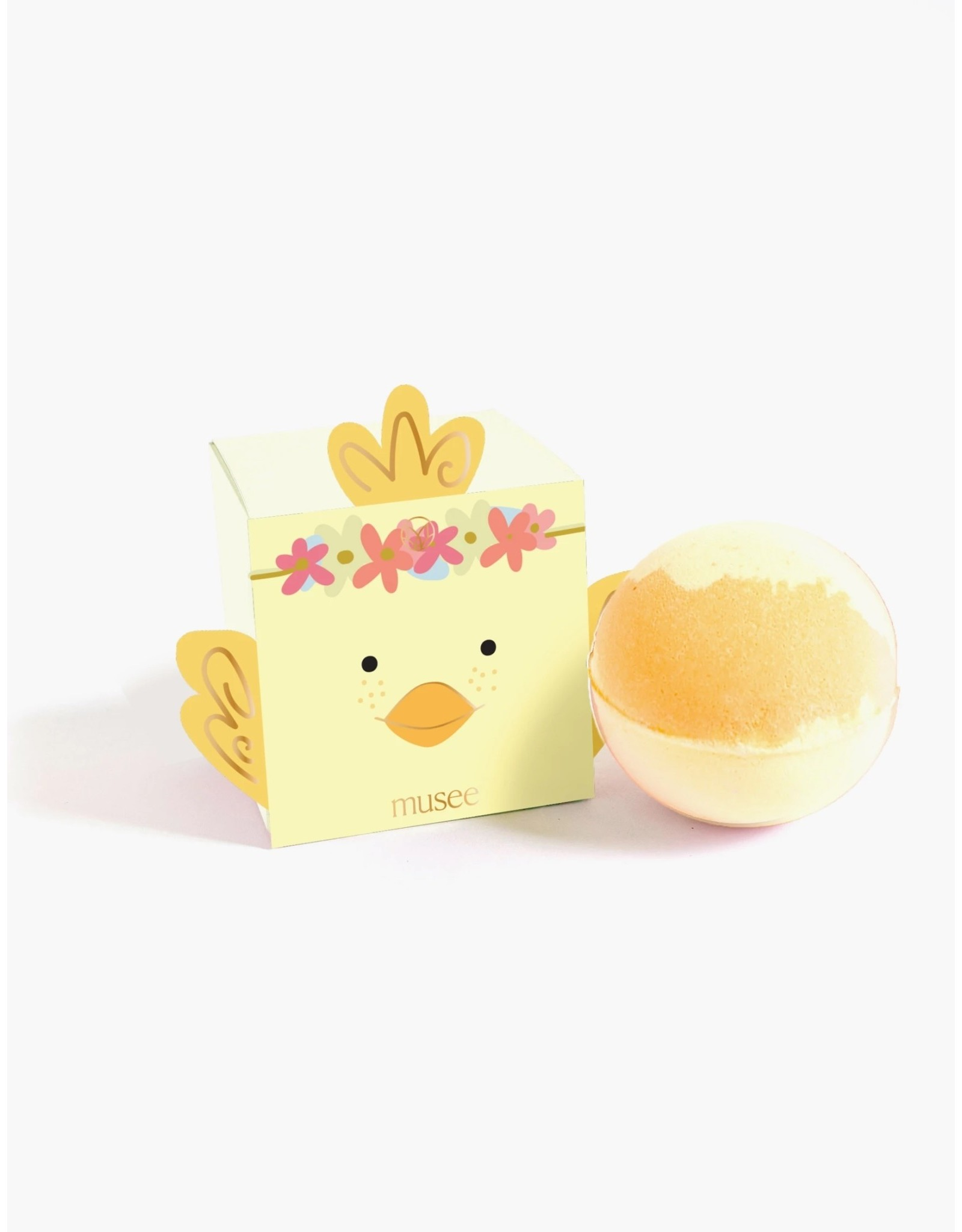 MUSEE BATH Spring Chick Boxed Balm