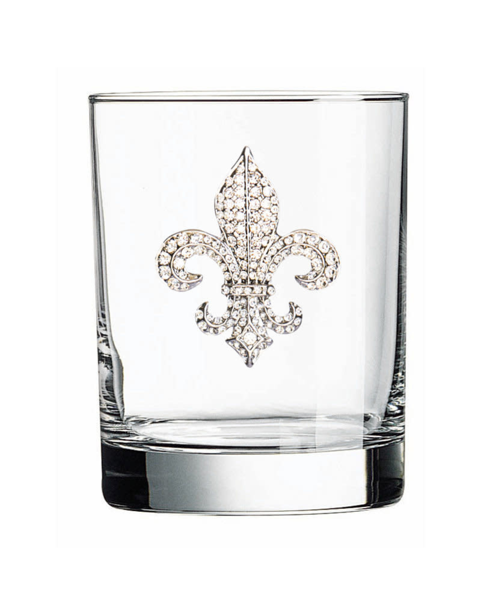 The Queen's Jewels Diamond FDL Jeweled Double Old Fashioned