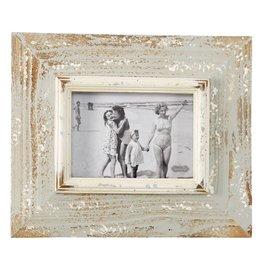 Mudpie 5x7 Rustic White Frame