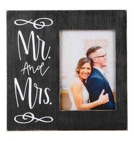 "Glory Haus Mr. and Mrs. Frame ""4x7"""