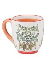 Glory Haus Beyond Blessed Mom Mug
