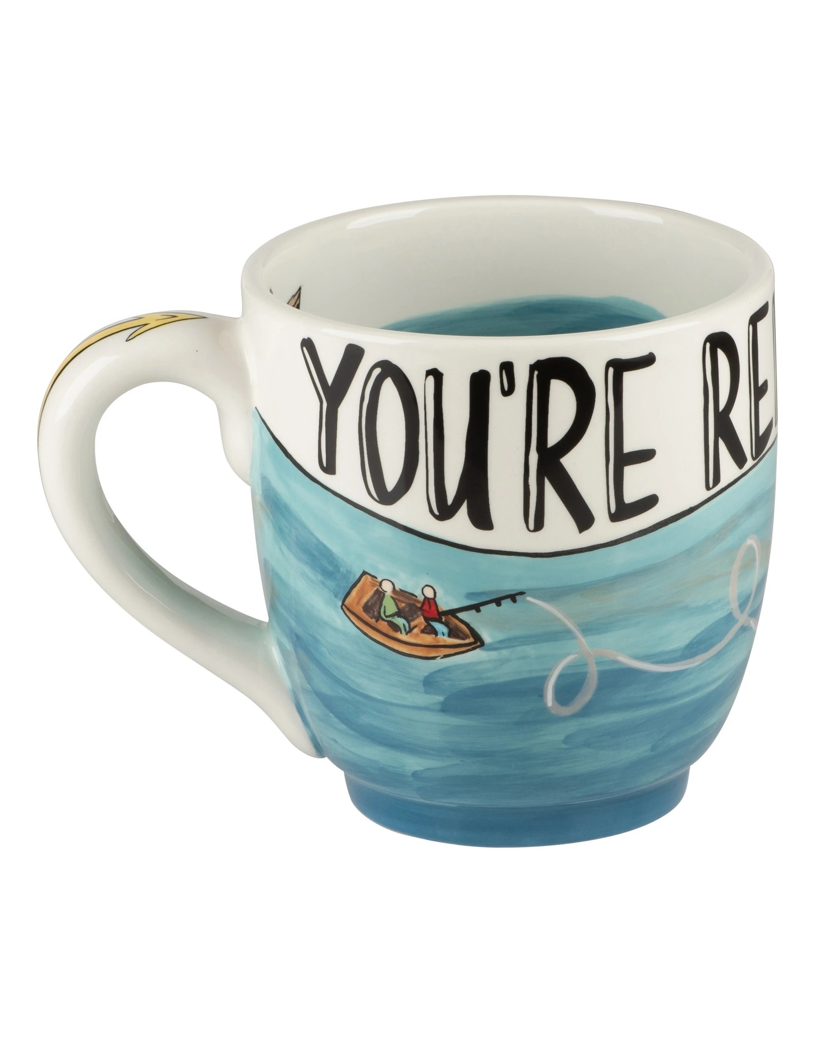Glory Haus You're Reel Great Mug