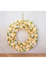 The Royal Standard Easter Egg Wreath