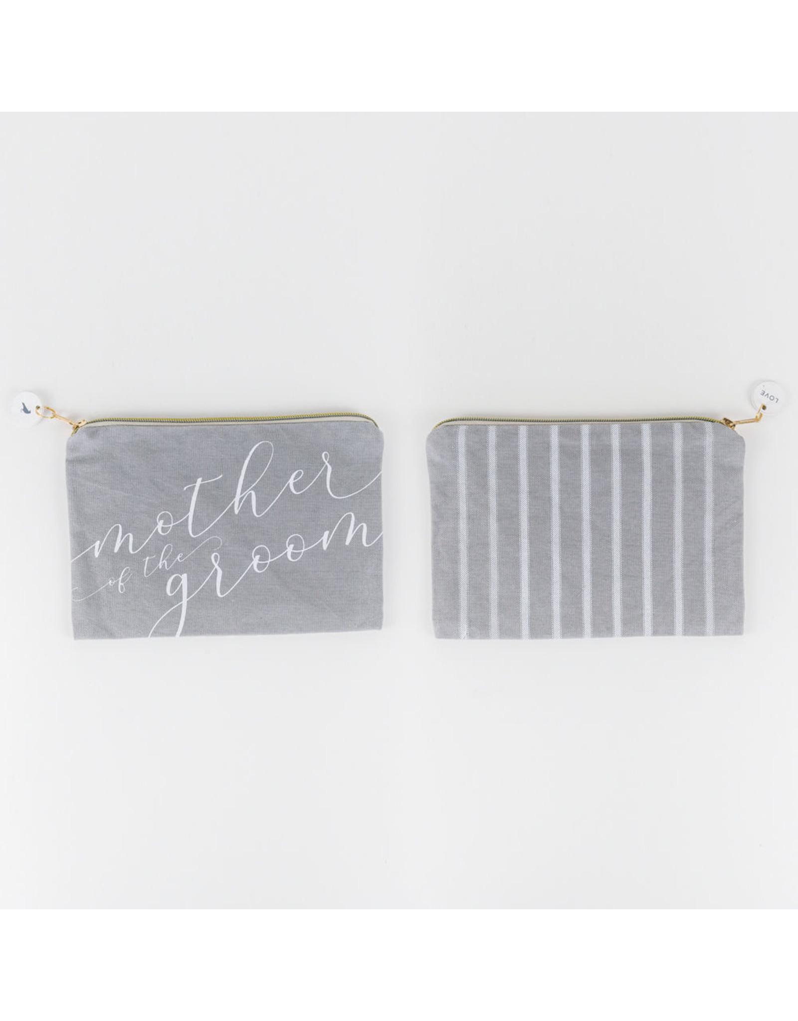 Adams & Co. Canvas Bag (MTHR GRM) gy/wh