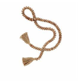 Mudpie Beaded Tassel Decor Beads-3A