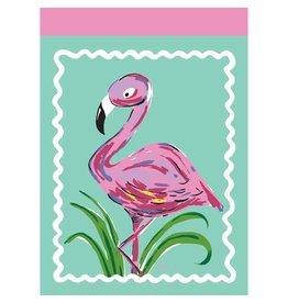 Magnolia Garden Flag Company Garden Flamingo Flag