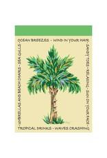 Magnolia Garden Flag Company Palm Tree Garden Flag