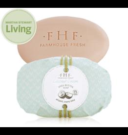 Farmhouse Fresh Coconut Cream Shea Butter Bar Soap 5.25 oz