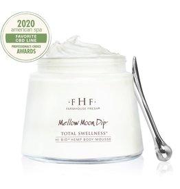 Farmhouse Fresh Mellow Moon Dip® Hi-Bio® Hemp Relaxation Body Mousse 8oz