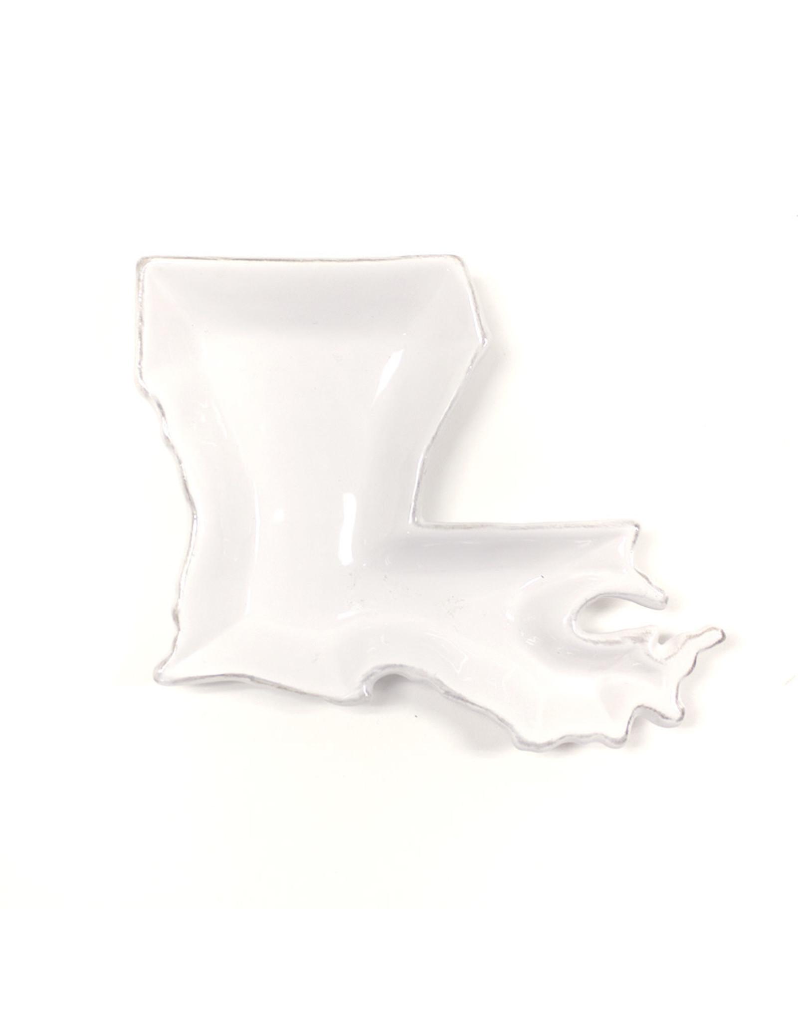 The Royal Standard Louisiana Tidbit Dish