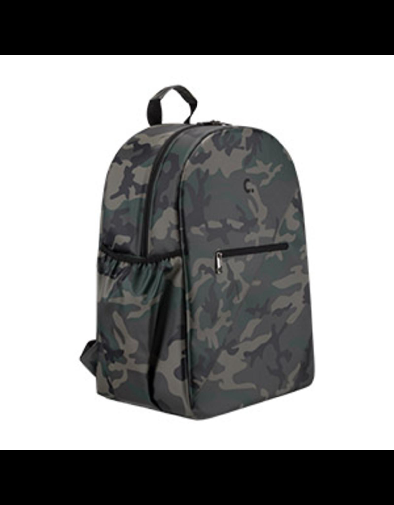 Corkcicle Brantley Backpack - Woodland Camo