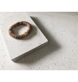 Tweet & Peep Jewelry The Natural Deluxe Beaded Bracelet