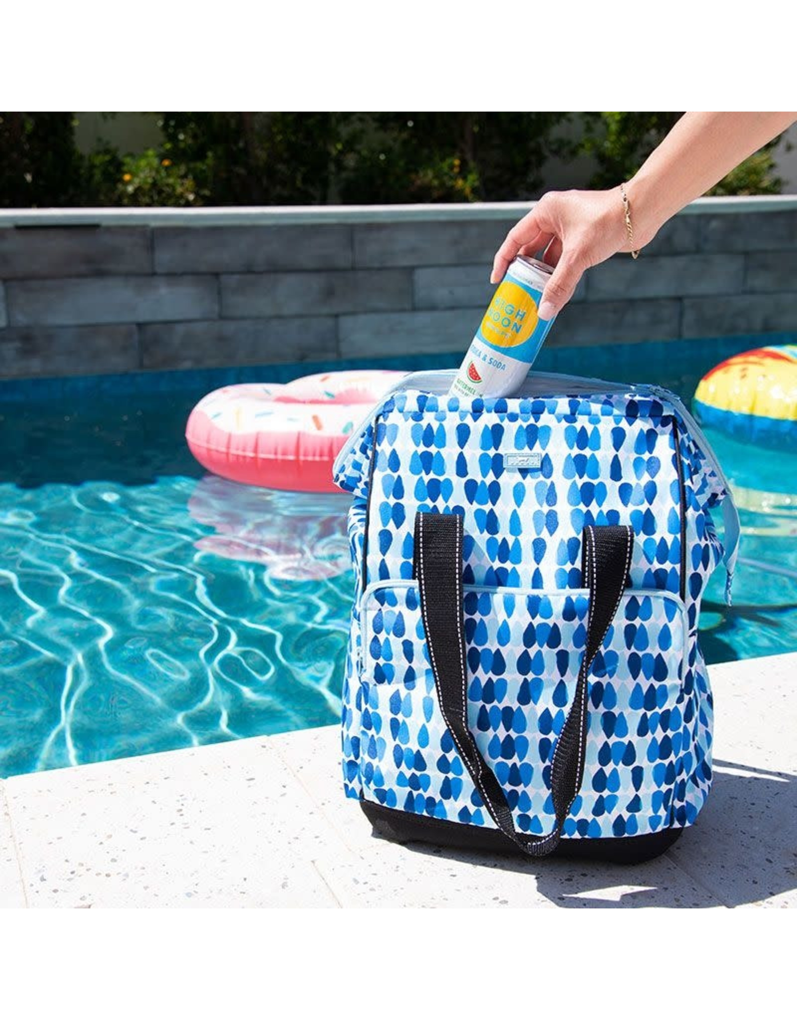 Scout Sea Spray - Play It Cool Backpack Cooler
